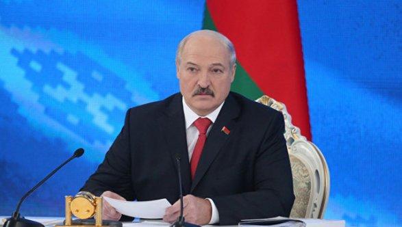 Александр Лукашенко выступил против МОК и России Конфликт на Олимпиаде