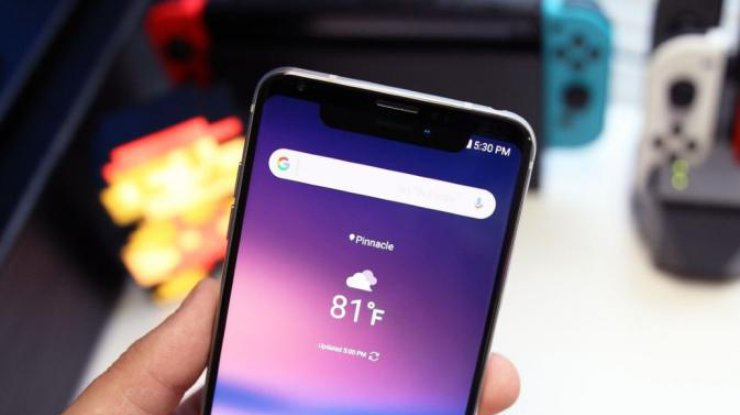 Смартфоны Google получат монобровь