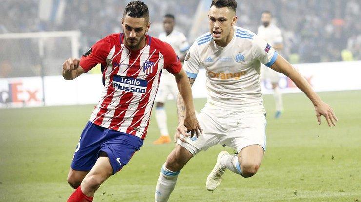 Атлетико разгромил Марсель в финале Лиги Европы (фото)