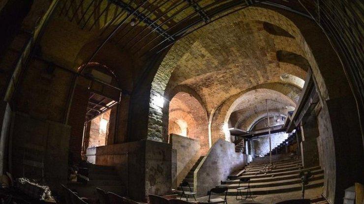 В Одессе откроют первый в Украине подземный театр