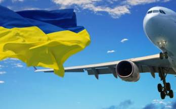 Ukrainian airlines increase passenger traffic by 30 процентов in 11 months