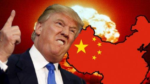 Китай заявил о готовности достойно ответить Трампу