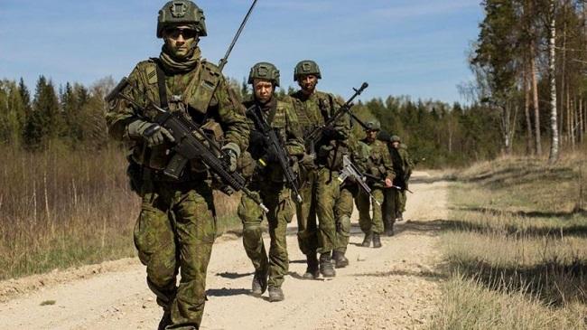 В Литве стартовали ежегодные учения НАТО «Железный волк II»