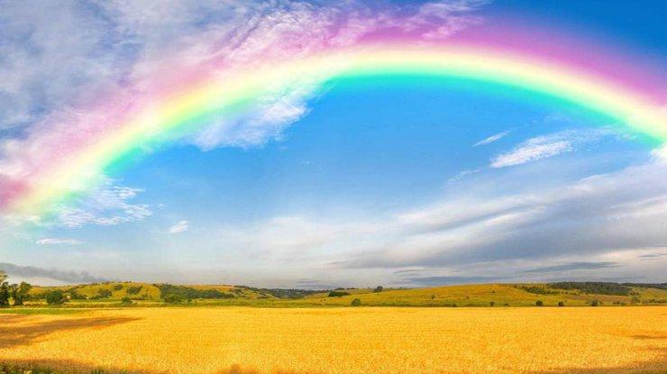 Какой формы радуга: неожиданный ответ ученых