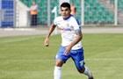 Украинский футболист попал в символическую сборную чемпионата Беларуси