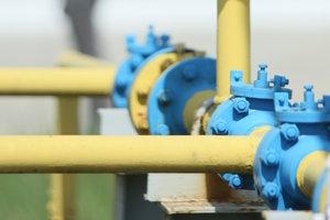 Украина активно копит газ к зиме