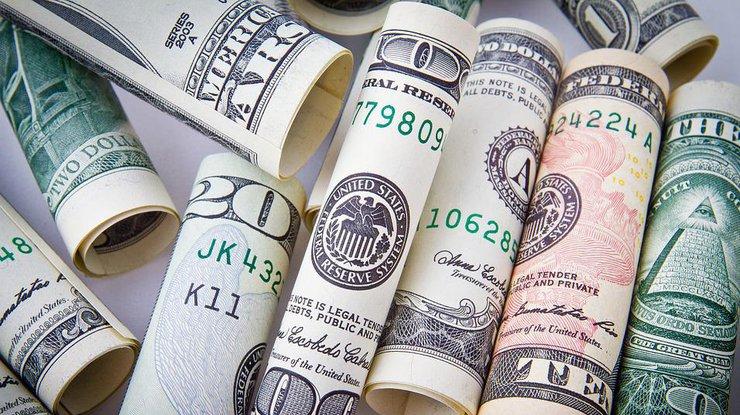 Курс доллара обвалился на межбанке