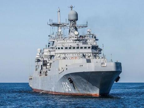 «Иван Грен» - российский большой десантный корабль, который и близко не Mistral, - Злой одессит