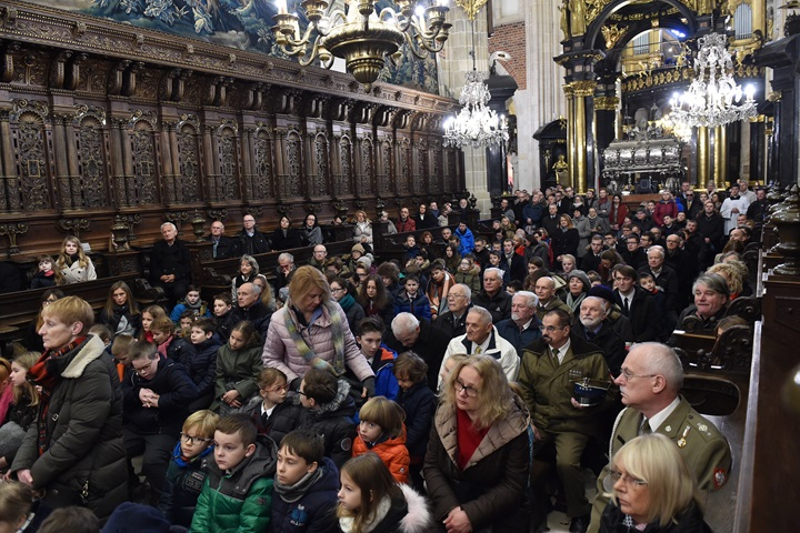 Independence centenary celebrations launched in Krakow, southern Poland
