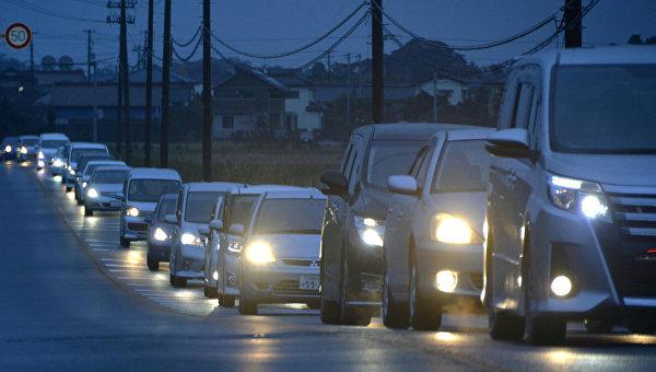 Сейсмологи не исключают схождения оползней после землетрясения в Японии