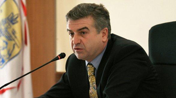 Премьер-министр Карен Карапетян о развороте Армении в сторону Запада