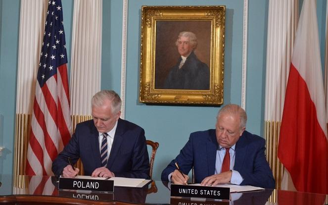 Польша и США подписали соглашение о научно-техническом сотрудничестве