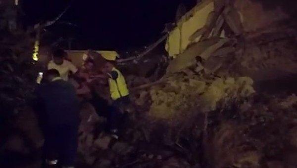 Мощное землетрясение произошло на итальянском острове Искья, есть жертвы