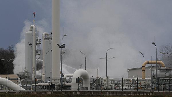 На заводе в Австрии произошла утечка химикатов