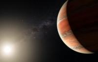 Астрономы обнаружили горячий Юпитер с титановыми облаками в атмосфере