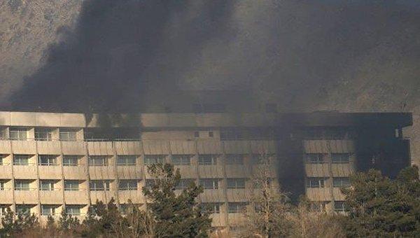 В результате атаки террористов на отель в Кабуле погибли 9 украинцев - СМИ