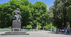 У Києві в парку Пушкіна згорів ресторан