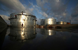 Ціна на нафту Brent знизилася до $ 69,82 за барель