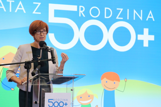Millions benefiting from child welfare payments in Poland