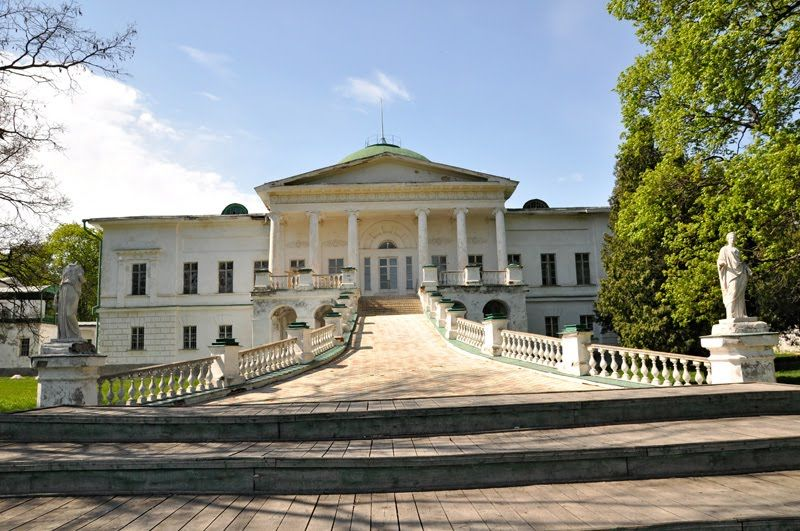Внутренний туризм или что происходит с историческим наследием в Украине