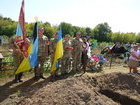 Воина 58-й ОМБ Станислава Дьяконова, погибшего на Донбассе, похоронили на Сумщине. ФОТОрепортаж