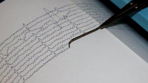 У Антарктиды произошло мощное землетрясение