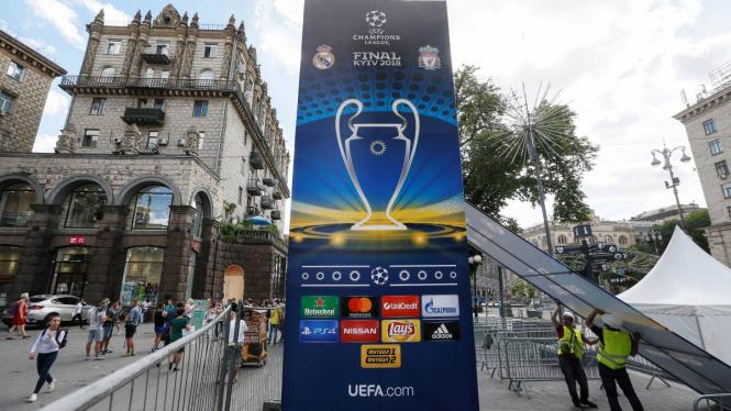 Испанцы отказываются от билетов на финал Лиги чемпионов