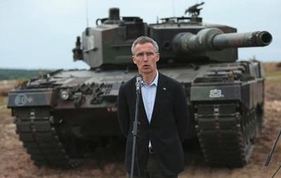 Генсек НАТО: Переброска войск на восток завершена