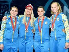 Жданов сообщил, что багаж украинок вернули в расположение сборной