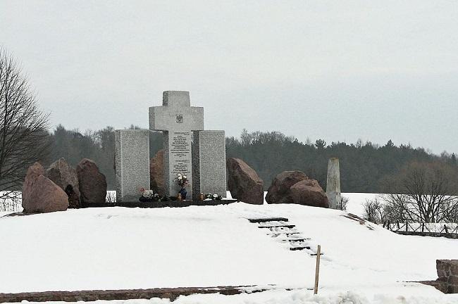 У Гуті-Пеняцькій відбулося вшанування пам'яті жертв злочину 1944 року