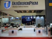 Укроборонпром был представлен на выставке в Джакарте