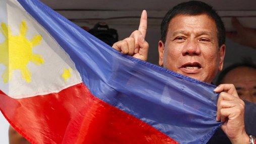 Если я стану диктатором, пристрелите меня, – президент Филиппин удивил инструкциями военным