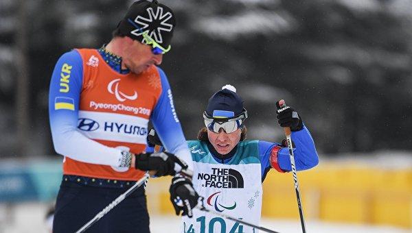 Украина поднялась в медальном зачете Паралимпиады