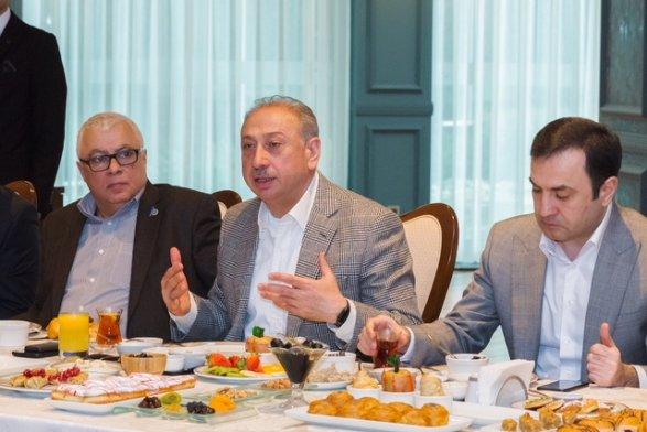 Эльдар Гаджиев рассказал об изменениях в Buta Airways