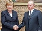 Встреча Меркель с Путиным, длившаяся около трех часов, завершилась. Никаких заявлений лидеры двух стран не сделали