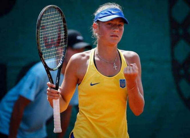 15-летняя теннисистка из Украины стала самой молодой участницей в основе турнира Australian Open