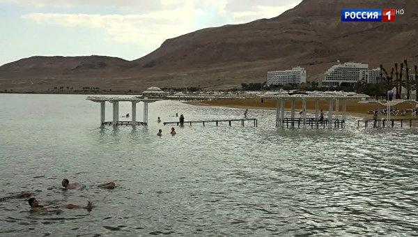Смертельный паводок у Мертвого моря: погибли девять молодых людей