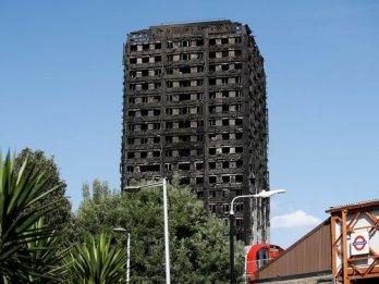 Лондонская полиция оценивает в 79 человек число жертв пожара в высотке