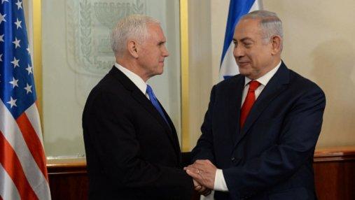 Вице-президент Трампа сообщил, когда посольство США появится в Иерусалиме