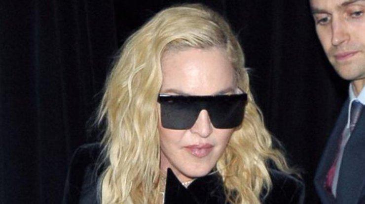 Постаревшая Мадонна поразила публику откровенным нарядом (фото)