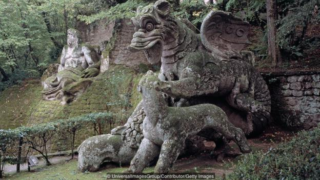 The mystery behind Italy's monsters