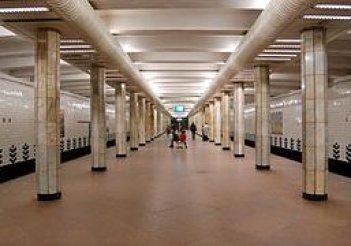 Киевский метрополитен анонсировал капремонт станции метро Святошин в феврале