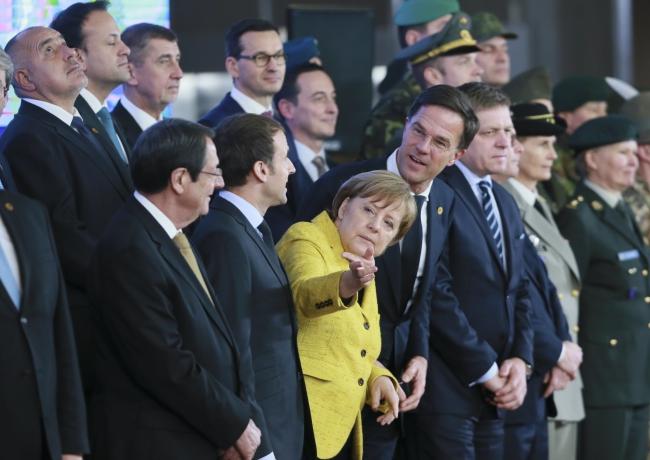 Анґела Меркель критикує Дональда Туска за його пропозиції в справі міграції