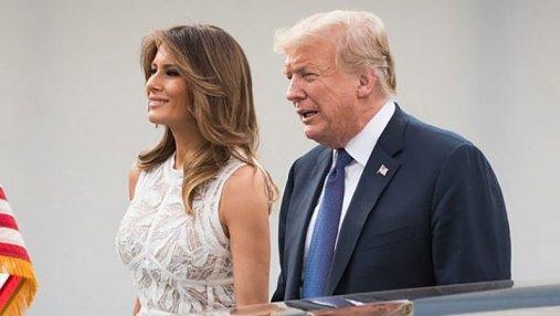 Мелания Трамп выбрала роскошные платья для саммита НАТО: очаровательные фото