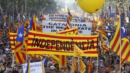 Испанский суд признал недействительным закон о референдуме в Каталонии