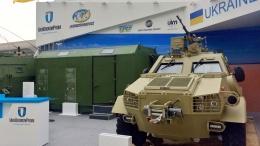 Украина поднялась на семь позиций в мировом рейтинге производителей оружия
