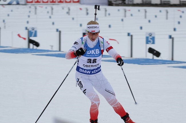Ukrainian coach for Polish women's biathlon team