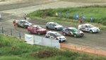 Фанаты автокросса съехались на чемпионат в Днепре