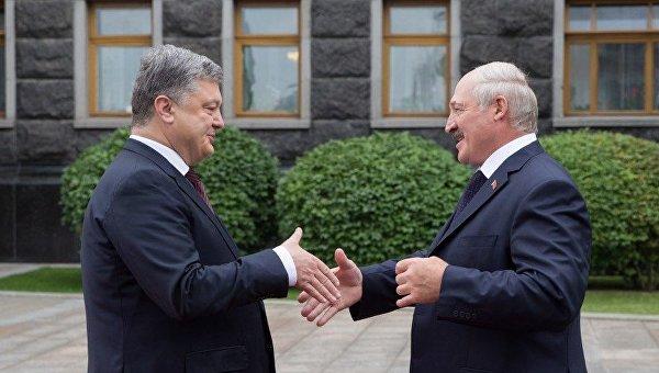 Лукашенко: Минску и Киеву надо выйти на годовой товарооборот в $8 млрд