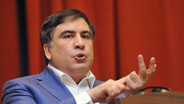Саакашвили о приватизации Борисполя: глупое решение никчемного Кабмина